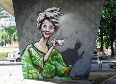 grafitti , rio de janeiro