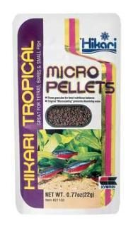 Hikari Tropical Micropellets .77oz