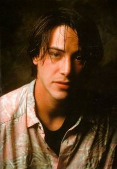 Marry me, Keanu Reeves. Marry me all night long.