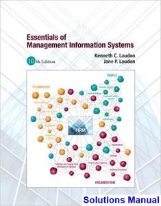 Essentials Of Management Information Systems 9th Edition Pdf