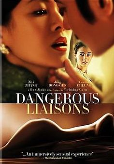 Watch Dangerous Liaisons full hd online Directed by Jin-ho Hur. With Cecilia Cheung, Dong-Gun Jang, Ziyi Zhang, Shawn Dou. In Shanghai, an aging socialite's infatuation with her ex-boyfriend Free Korean Movies, Korean Movies Online, Korean Drama Online, Chinese Movies, Movie Titles, Film Movie, Movie Posters, Movie 21, 18 Movies