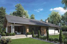 Modern Exterior, Exterior Design, Prefab Container Homes, Modern Bungalow House, Weekend House, My House, Condo, Villa, House Design