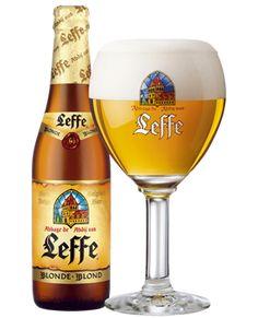Leffe Blonde, blonde Abbey Beer #belgianbeer
