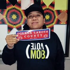Welcome, Oglala Lakota County! The Story Behind the Story