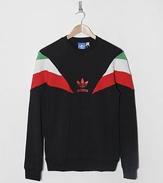 Buy Adidas Originals Sly Crew Sweatshirt - Mens Fashion Online at Size? ($50-100) - Svpply