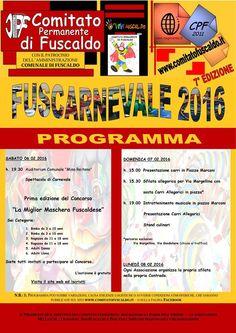 FusCarnevale 2016