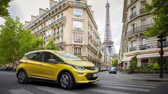Opel Ampera-e erreicht mehr als 500 Kilometer Reichweite