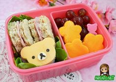 Bento Lunches for Kids