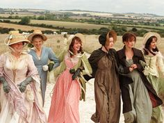 i absolutely love this movie - pride and prejudice
