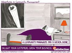 "Interviewed for @Mashable's article, ""10 Qualities of an Effective Community Manager"" (January 2012)"