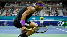 'Lucky, no?' Nadal fights past Berrettini into US Open final - SFGate Us Open Final, Final Four, Gael Monfils, Nadal Tennis, Tennis Quotes, Tennis Championships, French Open, Australian Open, Rafael Nadal