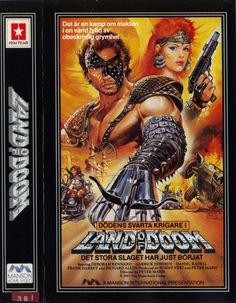 Land Of Doom (1986) Wasteland