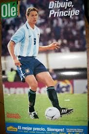 Fernando Redondo, midfield, Argentina