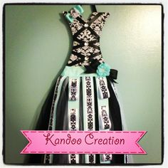 Kandoo Creation Hair Bow Holder by Funkykandoo. Find us on Instagram and Facebook.