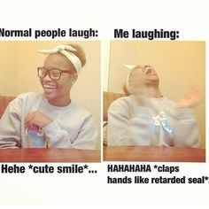 Totally me !!! Me with my mom in public when I sing and dance in the stores
