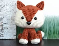 Image result for free crochet fox patterns