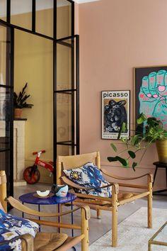 Home Interior Inspiration .Home Interior Inspiration Estilo Interior, Boho Dekor, Appartement Design, Deco Design, Design Design, Home And Deco, Eclectic Decor, Eclectic Modern, Eclectic Style