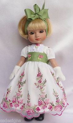 """Sweet SOPHIE - Robert Tonner's 10"""" Mary Engelbreit Doll.  Outfit by SSdesigns"""