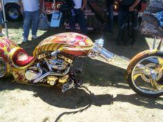 custom motorcycles | ... Custom Motorcycle By Hank Young Custom Motorcycle By Creative Cycles