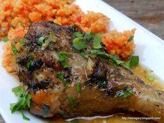 Stare Gary: Kurczak z octem balsamicznym z wolnowaru