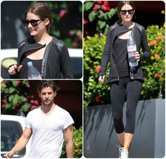 The Olivia Palermo Lookbook : No rest for the gorgeous! Olivia Palermo and boyfr...