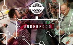 Nasce la moda dei ristoranti nelle gallerie! Avete mai sognato di mangiare sotto le gallerie della Tube di Londra? Ora si può fare! Sono ormai già quattro i ristoranti sparsi nelle gallerie ormai in disuso della metropolitana di Londra. Un'occa #ristoranti #londra #underground