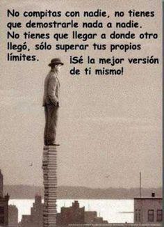 Imagen del día ... Supera tus límites !!!
