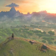 The Legend of Zelda: Breath of the Wild << << i am so freaking excited for this game! Im going to have a heart attack when it comes out! Ill be headed straight to the nearest gamestop!