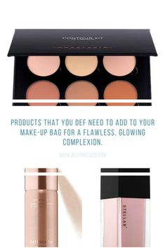 Make your skin glow with these top makeup products that you will just love! See what you need to add to your makeup bag to create glowing and flawless skin. Beauty Blog Tips and Tricks, Beauty Blogger, Best Makeup Products #beautytips #makeup #cosmetics #flawless #beautyblog #beautyblogger #beautyproducts