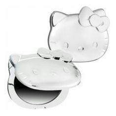 e00e18a64 Sephora x Sanrio 2010 Hello Kitty Limited Edition Metallic Compact Mirror