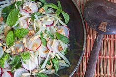 """""""Thai Green Papaya Salad (Paleo)"""""""