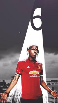 #ManchesterUnited (2016-Present) - #PaulPogba #6