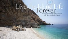 ISLANDS.com Wish List: Live the Island Life Forever - Ikaria, Greece