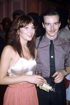 Kate Bush and Midge Ure