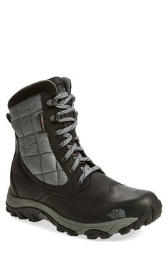 The North Face Waterproof ThermoBall™ Insulated Boot (Men)
