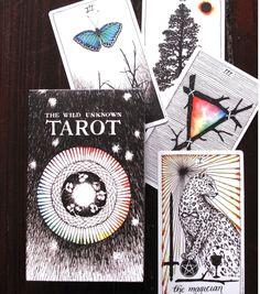 The Wild Unknown::Tarot Deck