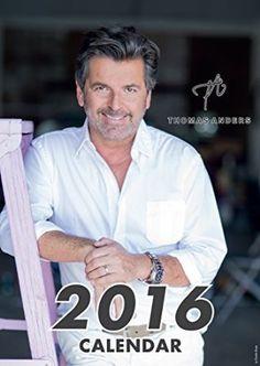 Thomas Anders Kalender 2016