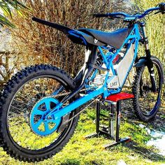 "Cool Dirt Ebike""Support  #french ebike Force  @lmx_freeride Handmade by professionals  Awesome prices in their…"""