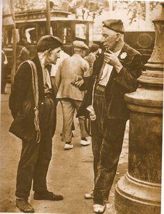 Mossos de Corda a BARCELONA 1930