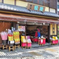 Japanese Sweets Store Alley and some Travel Tips
