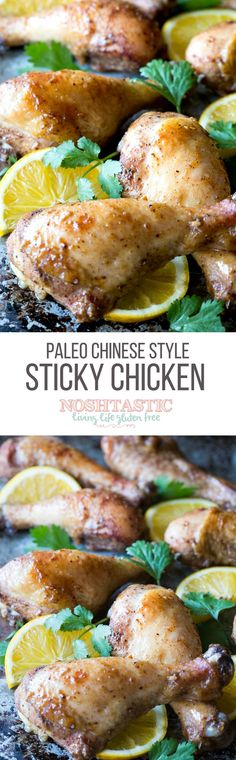 You'll love my recipe for Sticky Paleo Chicken Drumsticks (Chinese Style), it's so tasty! You can make them in the oven, or in the crockpot or slow cooker