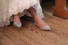 Sapatilhas para Noivas: Modelos, Fotos, Dicas da Moda!