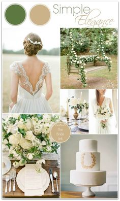 simple white and gold wedding ideas olive green weddings sage wedding and green weddings Sage Wedding, Gold Wedding Theme, All White Wedding, Wedding Themes, Wedding Details, Dream Wedding, Wedding Decorations, Wedding Champagne, Decor Wedding