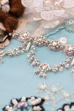 Breakfast at Tiffany's: Necklace Seam | Flickr - Photo Sharing!
