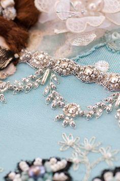 Breakfast at Tiffany's: Necklace Seam | Flickr - Photo Sharing!