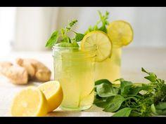 1 Portakal 1 Limon ile Limonta Yapımı   Pratik Limonata Tarifi - YouTube