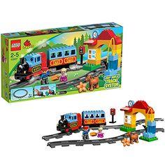Sale Preis: Lego Duplo Eisenbahn 10507 - Eisenbahn Starter Set. Gutscheine & Coole Geschenke für Frauen, Männer & Freunde. Kaufen auf http://coolegeschenkideen.de/lego-duplo-eisenbahn-10507-eisenbahn-starter-set  #Geschenke #Weihnachtsgeschenke #Geschenkideen #Geburtstagsgeschenk #Amazon