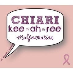 Chiari Malformation Pronunciation