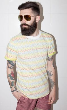 The Idle Man Lookbook ~i have a thing for beards