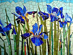Mosaics by Olive Stack